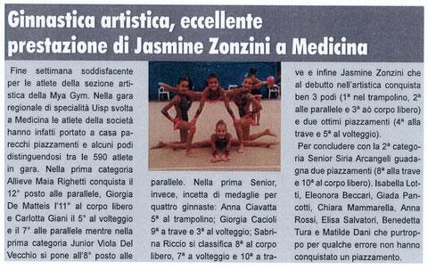"""Articolo """"San Marino Oggi"""" 25/02/2014"""