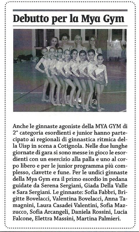 ARTICOLO TRIBUNA 16/03/13