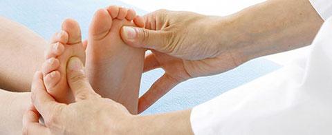 medizinische Fußpflege Hamm Die Zehenfüßler