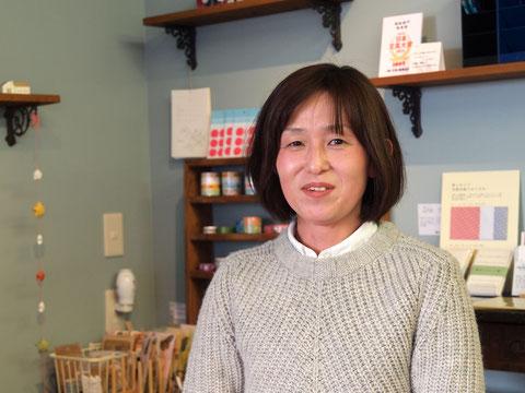 佐田香さん
