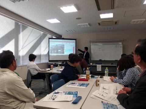 岐阜県庁「専門家によるNPO法人組織基盤強化事業」セミナー