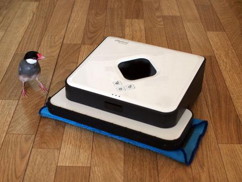 床拭きロボットブラーバ380j