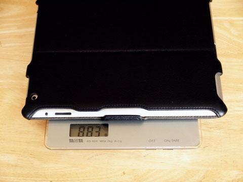 iPad2重量