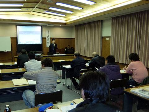関東商工会 経営計画作成セミナー