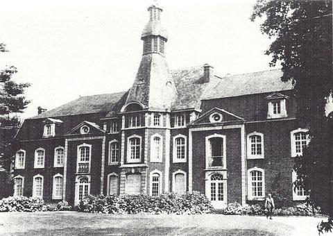 Le château de Boëlhe