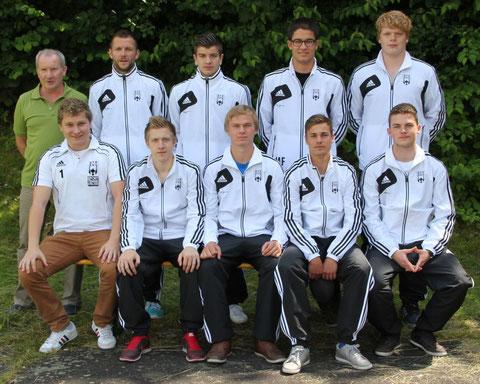 Neuzugänge ST Scheyern Herrenmannschaft Saison 2013/14