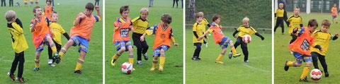 Tore: Maxi (3), Leon (2), Benni
