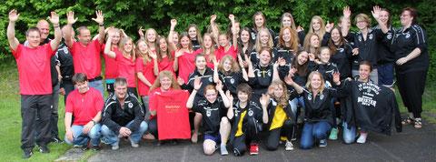 Mädchenfußball in der SG ST Scheyern / FC Gerolsbach