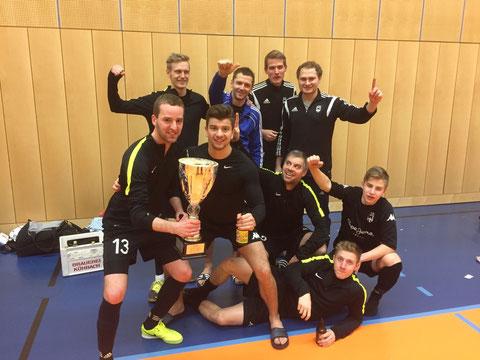 Turniersieger in Lohof 11. Februar 2017