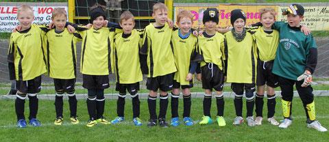 3.5.2014: unsere F3 - toll herausgespielter 3:1 Sieg gegen den TSV Jetzendorf 2