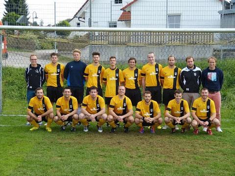 ST Scheyern 3. Herrenmannschaft Saison 2013/14
