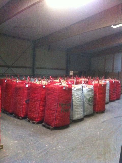 Big Bag Verpackung