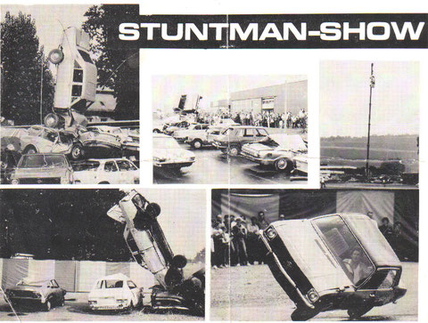 Hell Drivers Stunt Car Show