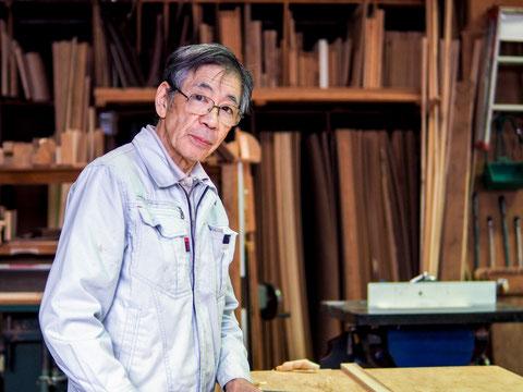 山本木工所で働く人たち1