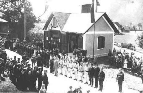 Zeughaus 1927