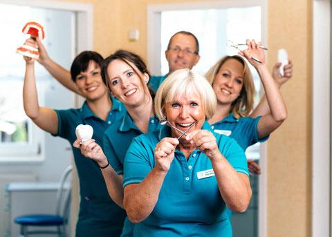 Herzlich willkommen in der Zahnarztpraxis Lutz Gehrke in Ludwigsfelde