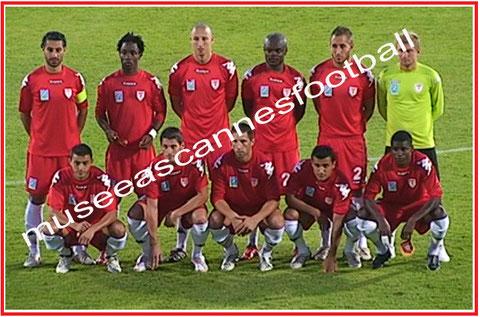 Match de Préparation contre l'AS Monaco