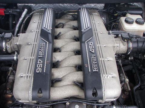 456GT-洗車前