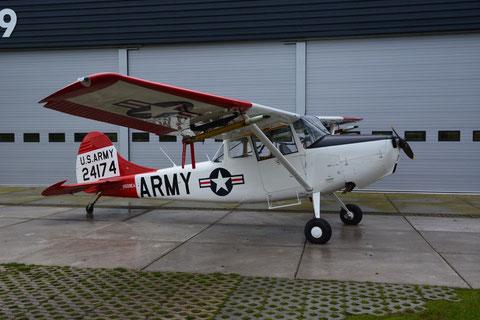 Cessna C305A (L-19A/O-1A) - N509EA