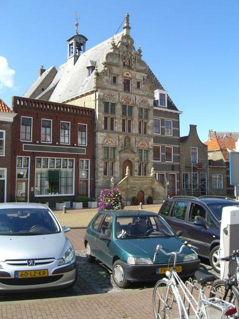 Scharendijke Rathaus