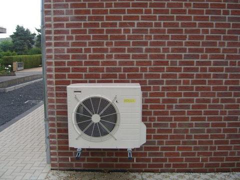 Am Heesenhof 19, Luft-/Wärmepumpenheizung