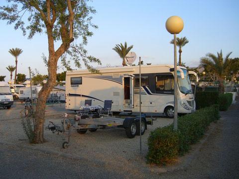 Camping Roquetas de Mar, B 38