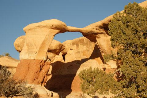 Metate Arch im Devils Garden
