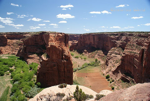 Navajo Fortress Rock