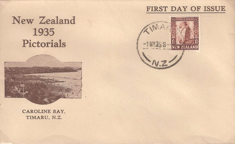 'Privately produced FDC'