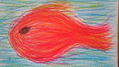「金魚」作:てっぺい