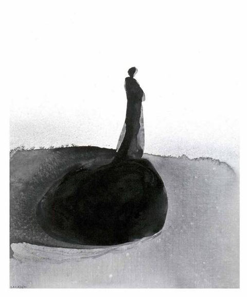 Ilustración: Gao Xingjian