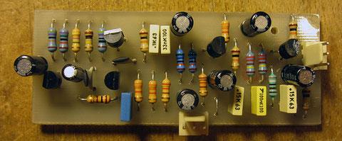 Très bruyant ce petit circuit...