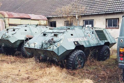 Geschützter Sonderwagen 1