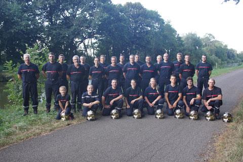 Sapeurs-Pompiers de Balschwiller-Eglingen-Hagenbach 2020