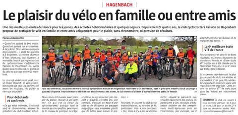L'Alsace du 15 mars 2017