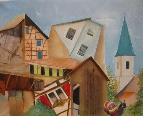 Point de vue sur Hagenbach