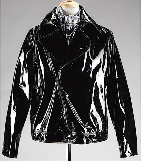Tony Curtis leather costume jacket