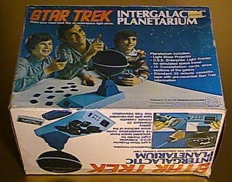 mego star trek intergalactic planetarium boxed