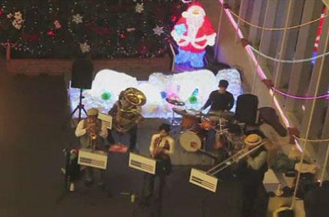 2010.12.19 クリスマスライブ