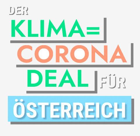 Der Klima-Corona-Deal für Österreich
