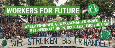 Bild: Workersforfuture