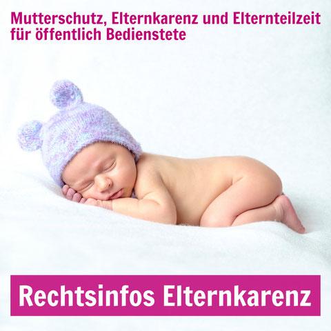Neugeborenes schläft auf weißer Decke