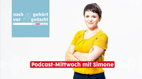 Sabine Erne zu Gast im ÖGB-Podcast