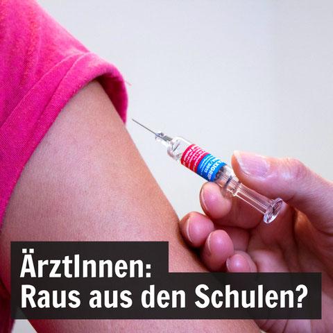 Bild: Eine Impfung