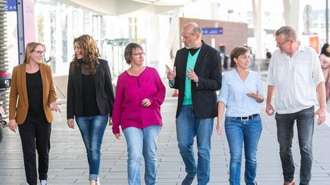 Die Unabhängigen: Frische und unabhängige Kraft über Fraktionsgrenzen hinweg.