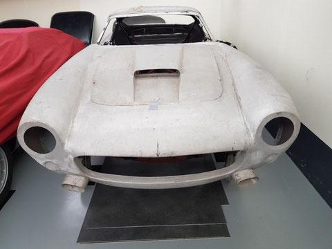 Alfa Romeo Indycar motorblok