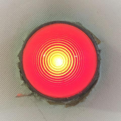 表示灯の電球は35V