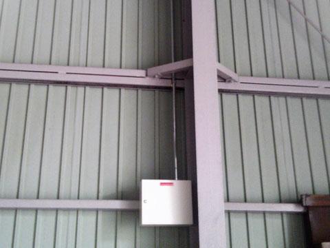 検出器収納専用の箱