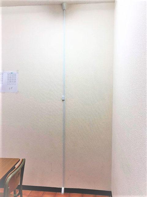 電線が壁と同化 モール