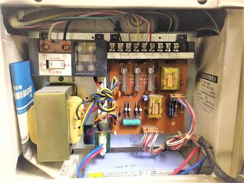 連動制御器の内部